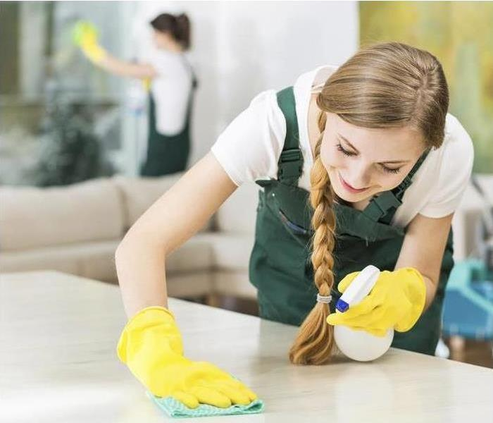 Cleaning Spruce Up Your Space