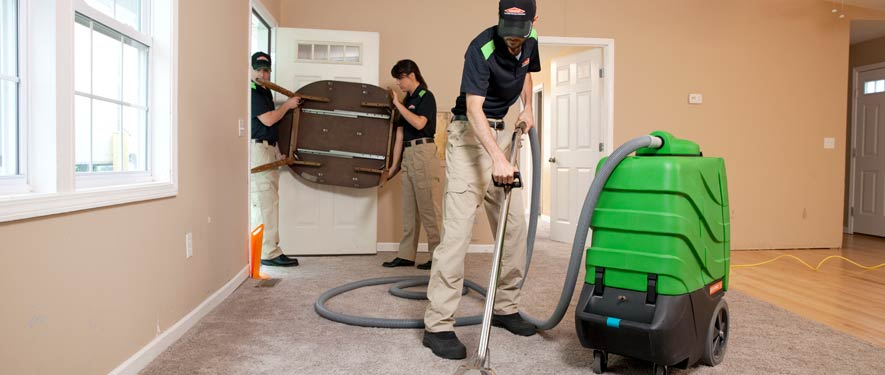 Landover, MD residential restoration cleaning
